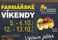 Farmářské víkendy - Zahradní centrum Horní Počernice Praha