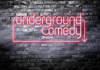 Underground Comedy Stand-up v klubu Garage