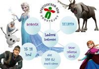Karneval pro děti - Sportcentrum Prostějov
