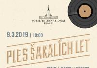 Ples Šakalích let - Praha