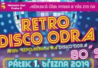 Retro Disco Odra - Praha