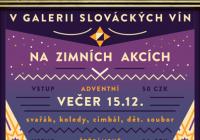 Zabíjačka - Galerie slováckých vín Uherské Hradiště