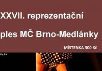 Ples - Brno Medlánky