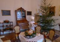 Vánoce na zámku Jaroměřice nad Rokytnou