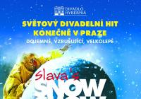 Slava Polunin SNOW SHOW v Praze