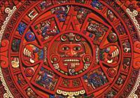 Aztécký kalendář