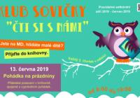 Klub Sovičky - Pohádka na prázdniny