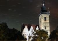 Noční pražské věže