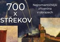 700x Střekov – nejromantičtější zřícenina v obrazech