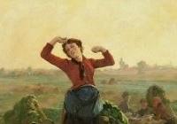 Od práce k zábavě / Podoby volného času v umění XIX. století