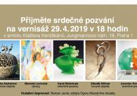 Výstava AMBIT ART 2019 s benefiční aukcí pro Život dětem o.p.s.