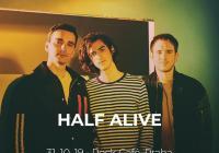 Half Alive v Praze