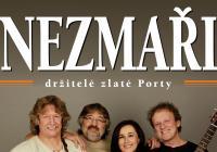 Koncert a křest velkého zpěvníku skupiny NEZMAŘI