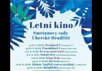 Letní kino - Smetanovy sady Uherské Hradiště