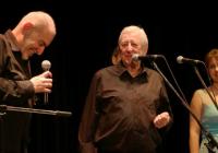 Šmoldasův drzý jazzyk - otec a syn Šmoldasovi + antikvartet Dušana Vančury