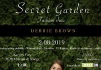 Debbie Brown Fashion Show