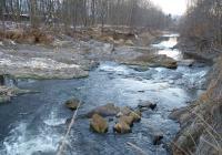 Přírodní památka Koryto řeky Ostravice