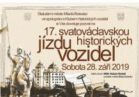 Svatováclavská jízda - Mladá Boleslav