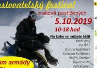 Cestovatelský festival zrakově postižených