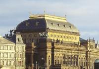 Oněgin - Národní divadlo v Praze