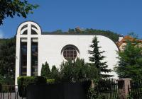 Kostel sv. Václava, Most