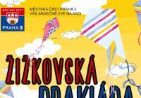 Žižkovská drakiáda - Praha