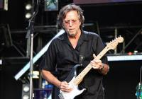 Eric Clapton v Praze