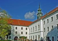 Starobrněnský augustiniánský klášter, Brno