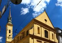 Kostel sv. Máří Magdalény, Brno