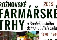 Farmářské trhy - Rožnov pod Radhoštěm
