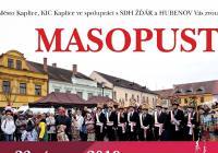 Masopust - Kaplice