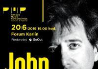 John Zorn v Praze