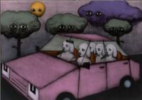 Cyklus současné malby: Josef Bolf