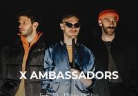 X Ambassadors v Praze
