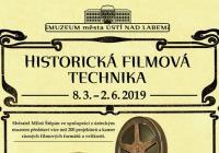 Historická filmová technika