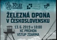 Přednáška: Železná opona v Československu