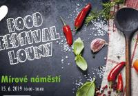Food festival v Lounech