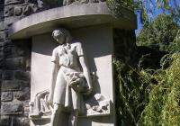 Pomník Maryčky Magdónovy, Staré Hamry