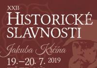Historické slavnosti Jakuba Krčína