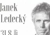 Janek Ledecký na náměstí v Klatovech