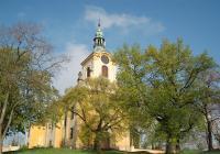 Kostel Povýšení sv. Kříže, Vtelno