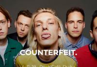 Counterfeit. v Praze