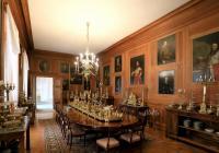 Prohlídky zámeckých interiérů a muzea se slavným kabinetem kuriozit na zámku Kynžvart