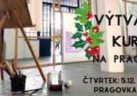 Výtvarné kurzy na Pragovce