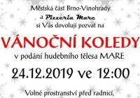 Vánoční setkání - Brno Vinohrady