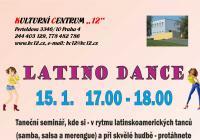 Latino dance - cvičení