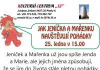 Jak Jeníčka a Mařenku navštěvují pohádky