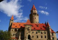 Jarní etapa Flóry na hradě Bouzov
