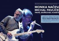 Michal Pavlíček, Monika Načeva a Pavel Bořkovec Kvartet