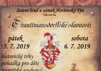 Trauttmansdorffské slavnosti - Horšovský Týn